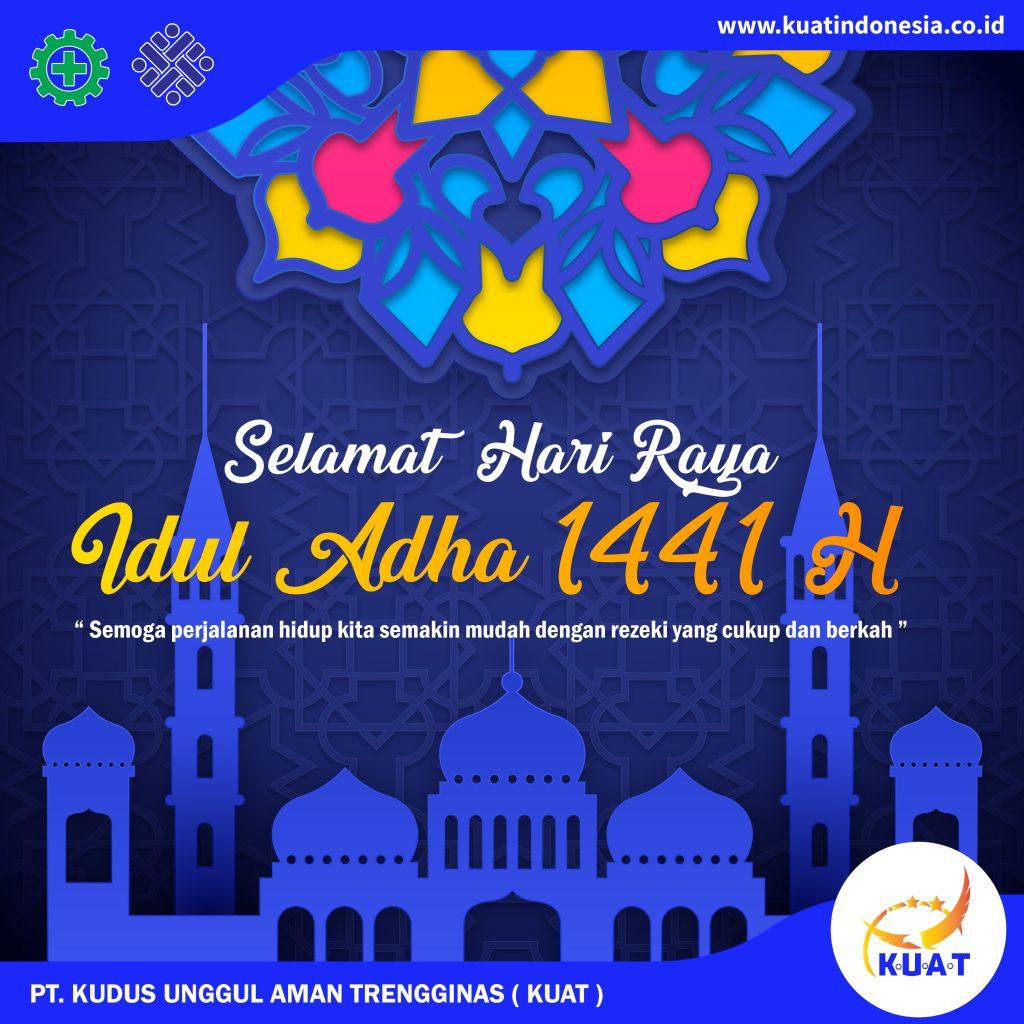 Selamat Hari Raya Idul Adha 1441 H Pt Kudus Unggul Aman Trengginas